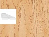 Угол складной Дуб сучковатый светлый 2600x28x28мм 1/40шт