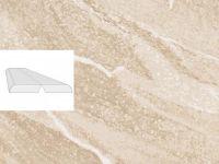 Угол складной Мрамор марианна 2600x28x28мм 1/40шт