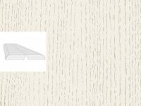 Угол складной Ясень Аляска 2600x28x28мм 1/40шт