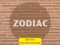 Фасадная панель Zodiac(Ханьи) AE9-016 3800x380x16мм 1/8